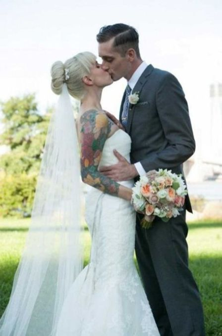50 Tattoo in Style for Brides Ideas 21