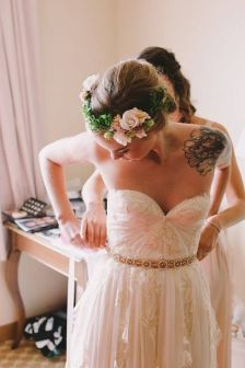 50 Tattoo in Style for Brides Ideas 46