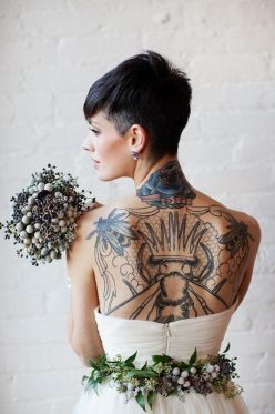 50 Tattoo in Style for Brides Ideas 9