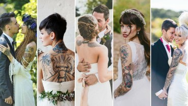 50 Tattoo in Style for Brides Ideas