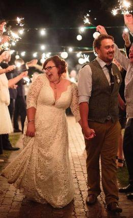 50 V Neck Bridal Dresses for Plus Size Ideas 37