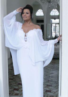 50 V Neck Bridal Dresses for Plus Size Ideas 38