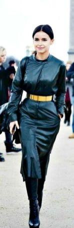 50 Ways to Wear Gold Belts Ideas 14