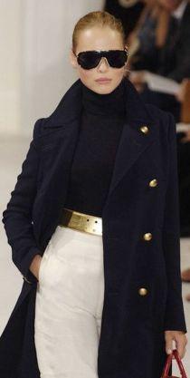 50 Ways to Wear Gold Belts Ideas 45