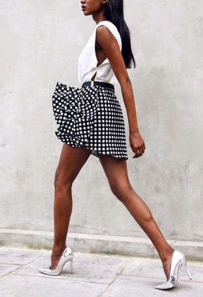 50 Ways to Wear White Sleeveless Top Ideas 46