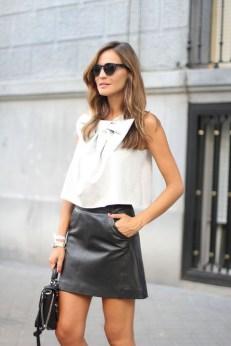 50 Ways to Wear White Sleeveless Top Ideas 50