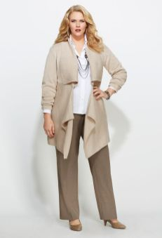 50 Womens Work Outfits for Plus Size Ideas 10