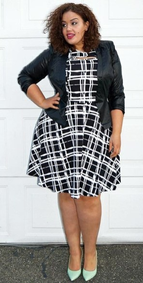 50 Womens Work Outfits for Plus Size Ideas 17