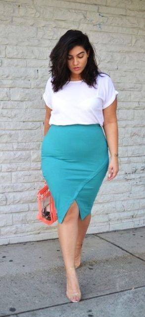 50 Womens Work Outfits for Plus Size Ideas 27