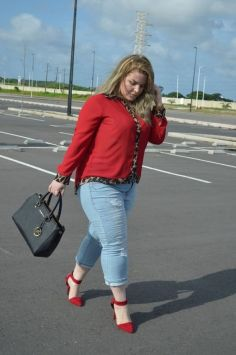 50 Womens Work Outfits for Plus Size Ideas 29