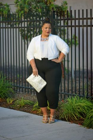 50 Womens Work Outfits for Plus Size Ideas 32