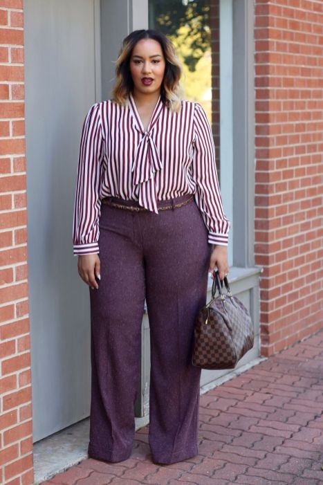 50 Womens Work Outfits for Plus Size Ideas 35