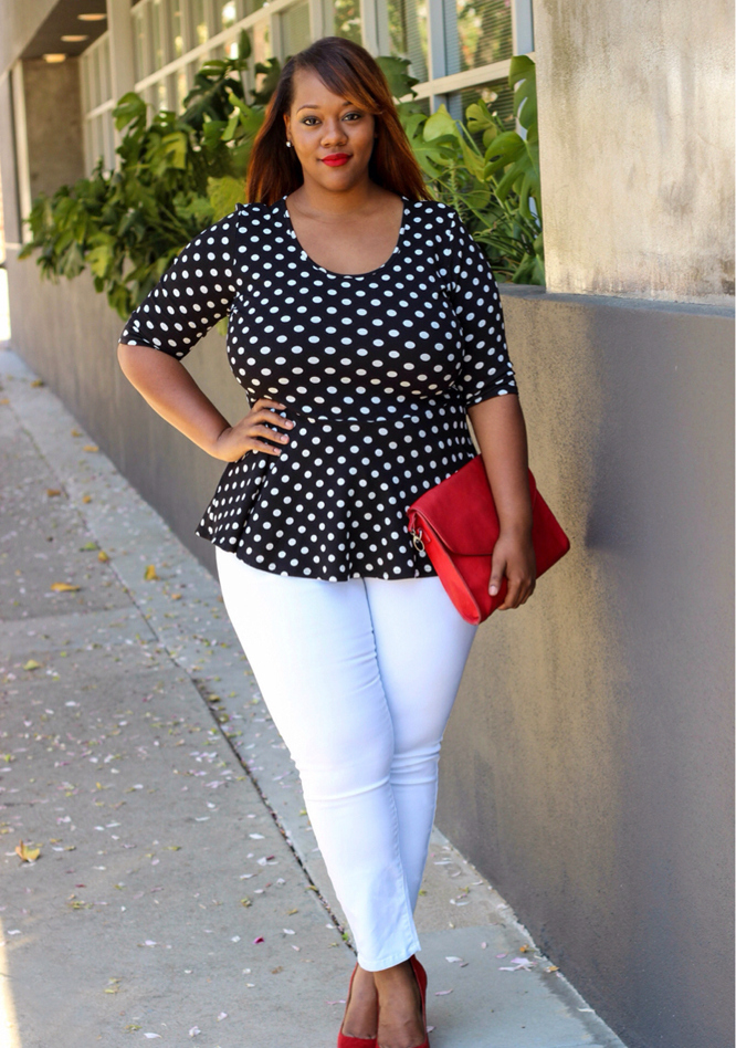 50 Womens Work Outfits for Plus Size Ideas 37