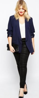 50 Womens Work Outfits for Plus Size Ideas 42