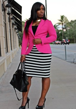 50 Womens Work Outfits for Plus Size Ideas 48