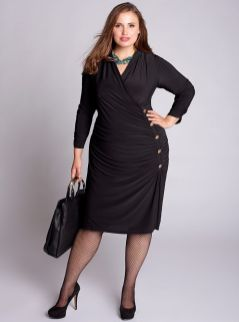 50 Womens Work Outfits for Plus Size Ideas 49