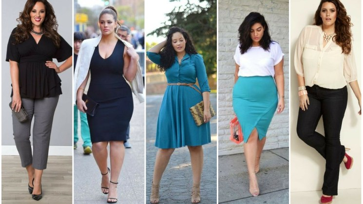 50 Womens Work Outfits for Plus Size Ideas