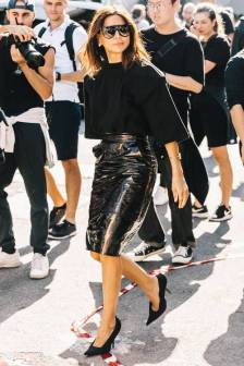 60 Spring and Summer All Black Outfits Ideas 58