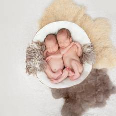 100 Cute Twins New Born Photography You Can Copy 64 1