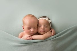 100 Cute Twins New Born Photography You Can Copy 88