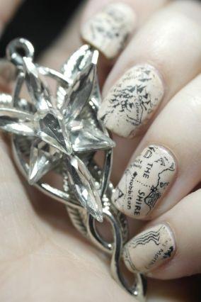 30 Earth Day Nails Art Ideas 1 4