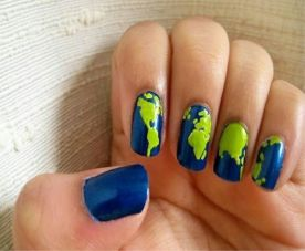 30 Earth Day Nails Art Ideas 15 2
