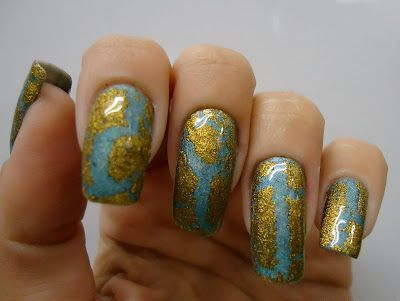 30 Earth Day Nails Art Ideas 16 2