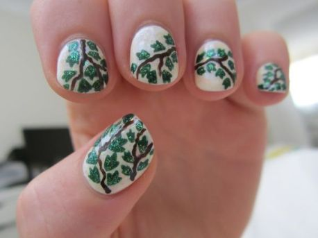 30 Earth Day Nails Art Ideas 23 2