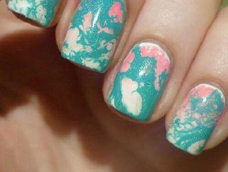 30 Earth Day Nails Art Ideas 27