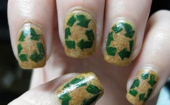 30 Earth Day Nails Art Ideas 30 2