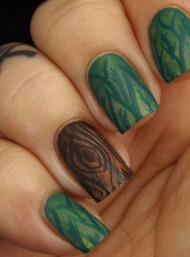 30 Earth Day Nails Art Ideas 36 2