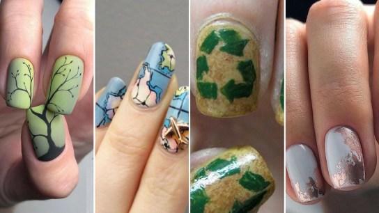 30 Earth Day Nails Art Ideas