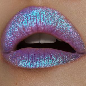 30 Holographic Lips Ideas 20