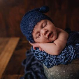40 Adorable Newborn Baby Boy Photos Ideas 13