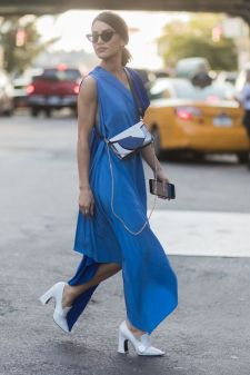40 All Blue Outfits Street Styles Ideas 22