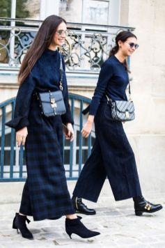40 All Blue Outfits Street Styles Ideas 42