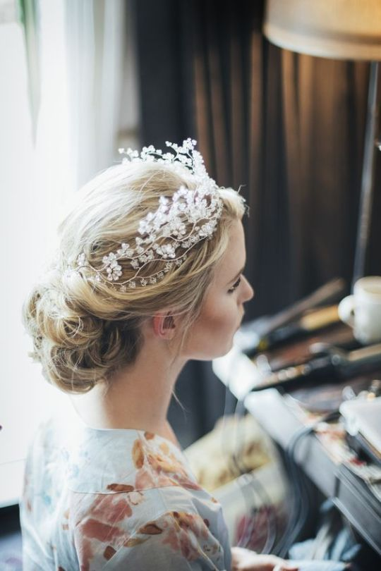 40 Bridal Tiaras For Wedding Ideas 45