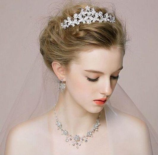 40 Bridal Tiaras For Wedding Ideas 6