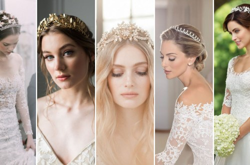40 Bridal Tiaras For Wedding Ideas