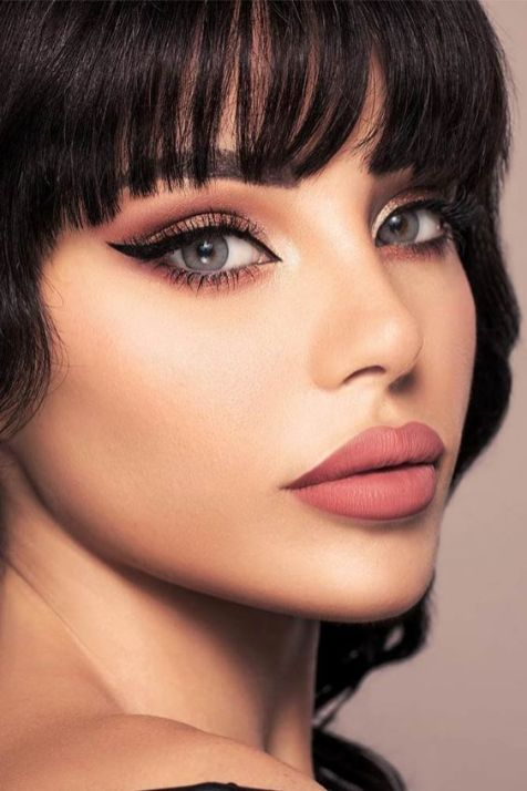 40 Cat Eye Makeup Ideas 29