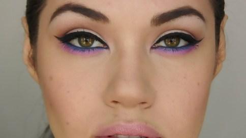 40 Cat Eye Makeup Ideas 44