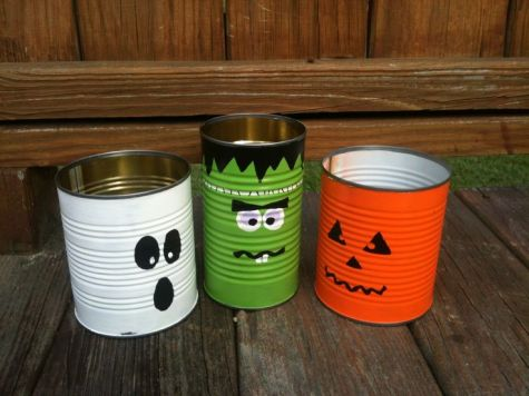 40 DIY Recycling Cans Ideas 23