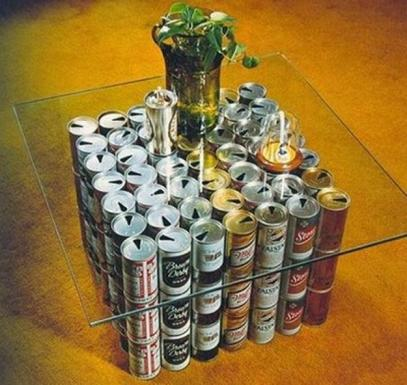 40 DIY Recycling Cans Ideas 34