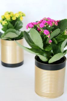 40 DIY Recycling Cans Ideas 7