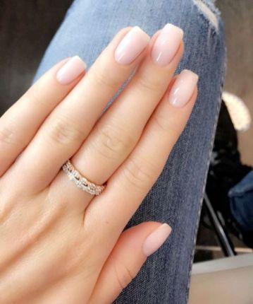 40 Elegant Look Bridal Nail Art Ideas 14