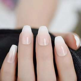 40 Elegant Look Bridal Nail Art Ideas 33