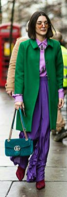 40 Fashionable Green Outfits Ideas 28