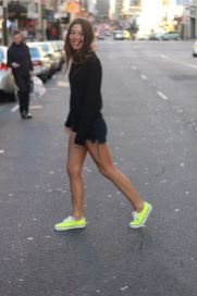 40 How to Wear Neon Shoes Ideas 21