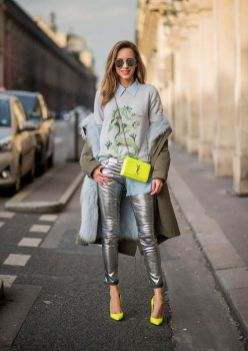 40 How to Wear Neon Shoes Ideas 6