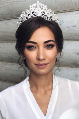40 Natural Wedding Makeup Ideas 11